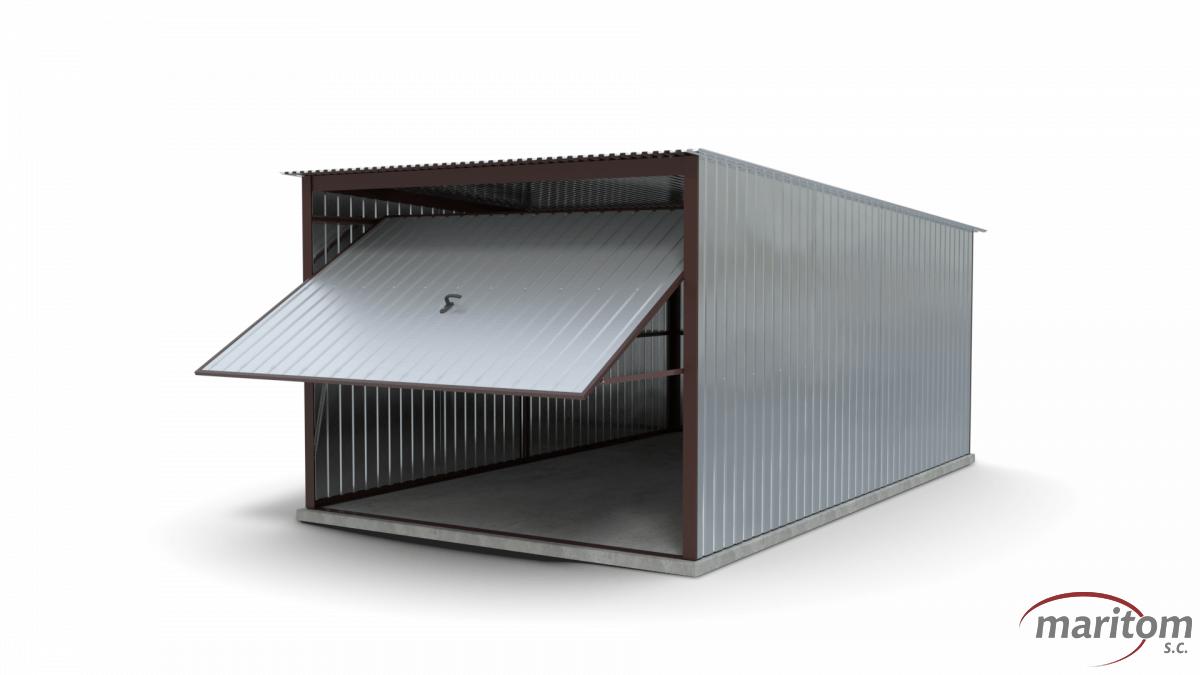 Garaże blaszane - dlaczego to dobry pomysł